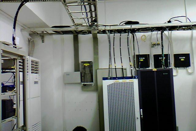 2016年3月珠海铁塔设备安装项目启动