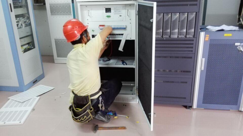 2016年1月启动江门铁塔设备安装项目启动