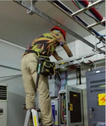 2016年6月,肇庆、云浮铁塔外电引入项目开拓