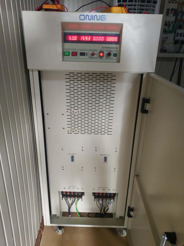穩頻穩壓器(朝鮮地區)